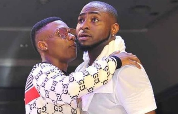 VIDEO: People Kill Themselves Online For Nothing, Wizkid And I Are Cool – Davido 1