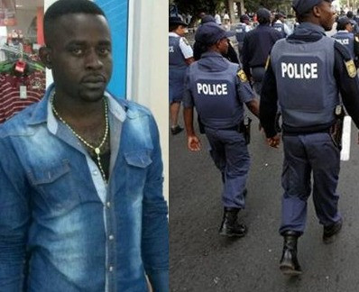 South African Police Officer Found Guilty Of Killing A Nigerian Man During Illegal Raid 1