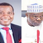 Plateau Governor, Simon Lalong Mocks 'Defeated' 76-Year-Old Opponent Over His Age 12