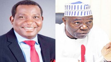 Plateau Governor, Simon Lalong Mocks 'Defeated' 76-Year-Old Opponent Over His Age 4