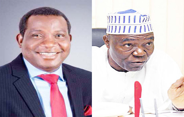 Plateau Governor, Simon Lalong Mocks 'Defeated' 76-Year-Old Opponent Over His Age 1