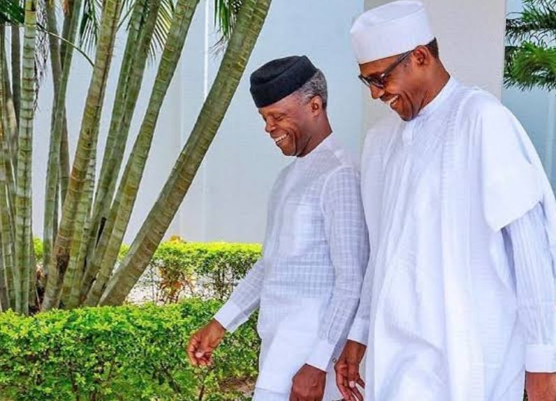 Osinbajo Reveals What Buhari Usually Ask Him During Church Service On Sunday At Aso Rock 1