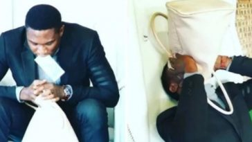 Nigerian Pastor Arrested For Vomiting 'Miracle Money' Inside Church In South Africa [Video] 2