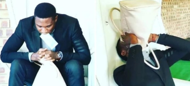 Nigerian Pastor Arrested For Vomiting 'Miracle Money' Inside Church In South Africa [Video] 1