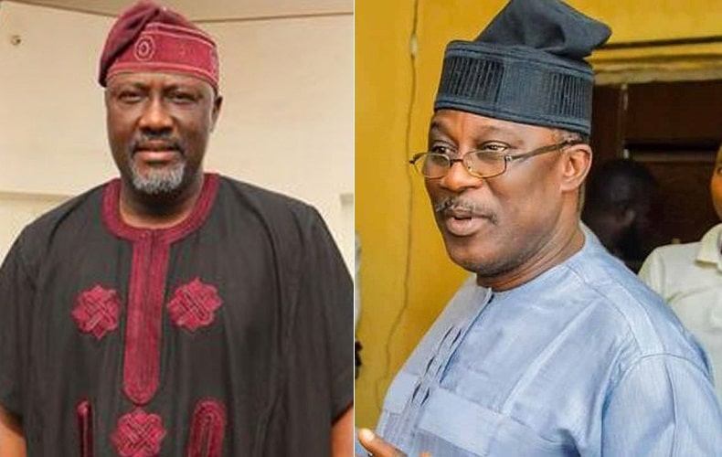 Kogi West: Nigerians Reacts As Smart Adeyemi Sends Dino Melaye Out Of Senate 1