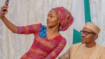 """Nigerians Attack Me For My Father's Action"" - Buhari's Daughter Supports Social Media Bll 5"