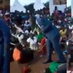Watch Pastor Flog His Church Members For Not Attending Sunday Service [Video] 27
