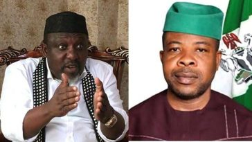 Ihedioha Assembled PDP Chieftains To Abuse Me During An Event In Imo State - Okorocha 1