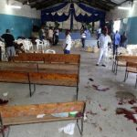 14 Persons Shot Dead As Unidentified Gunmen Invades Church During Sunday Service 28