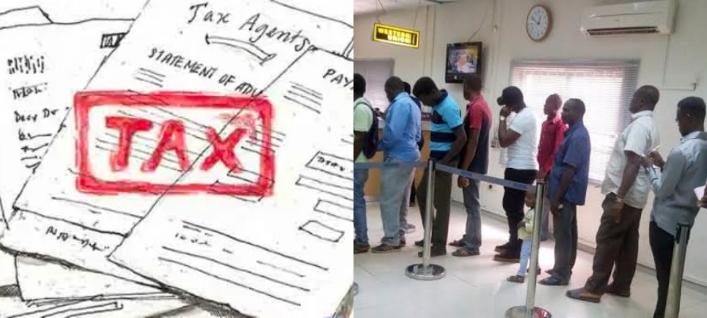 To Operate Bank Accounts, Nigerians Will Start Presenting 'Tax Card' From January 2020 1