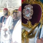 Davido Not Conferred With Chieftaincy, He Was Adopted Into The Royal Family - Delta Chief 27