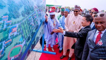 President Buhari Commissions Transport University In His Hometown, Daura [Photos/Video] 3