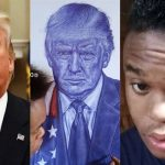 US President, Donald Trump Reaches Out To Nigerian Boy Who Drew His Portrait [Photos] 27