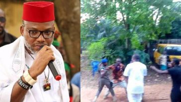 5 Dead As Police And IPOB Members Clash At Nnamdi Kanu's Lawyer's Home In Anambra 2