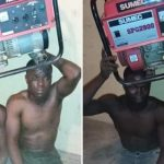Two Thieves Caught After Stealing And Selling Big Generating Set For N10k In Ondo [Photos] 28