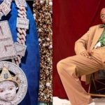 Davido Customizes His Son's Face On New Diamond Necklace Worth N150 Million [Photos] 27