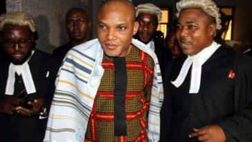 Police Declares Nnamdi Kanu's Lawyer Wanted Over Death Of Two Officers In Anambra 2