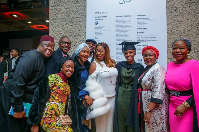 Buhari's Daughter Graduates With First Class From UK University After Doing Final Year Project in Kebbi State 3