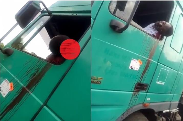 Policeman Allegedly Shoots Truck Driver In The Head Over N100 Bribe In Ondo [Graphic Video] 1