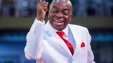 Bishop Oyedepo Questions Why Markets Are Open But Churches Are Closed During COVID-19 Lockdown 2
