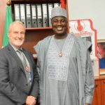 Hate Speech Bill Is An 'Impressive' Piece Of Legislation In Nigeria - US Envoy, Jerry Howard 27