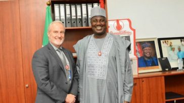 Hate Speech Bill Is An 'Impressive' Piece Of Legislation In Nigeria - US Envoy, Jerry Howard 1
