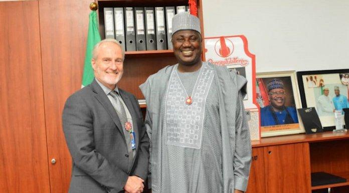 Hate Speech Bill Is An 'Impressive' Piece Of Legislation In Nigeria - US Envoy, Jerry Howard 1