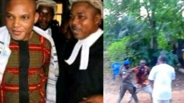 Nnamdi Kanu's Lawyer Speaks From Hiding About The Killings At His Residence In Anambra [Video] 3