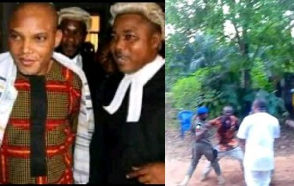 Nnamdi Kanu's Lawyer Speaks From Hiding About The Killings At His Residence In Anambra [Video] 1