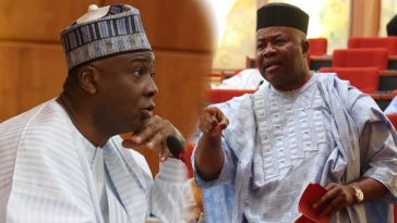 Court Orders FG To Recover Of Pension Paid To Saraki, Akpabio, Other Former Governors 1