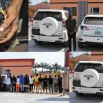 EFCC Storms Yahoo-Boys Den In Lagos, Arrest Kingpin And 26 Other Suspects [Photos] 28