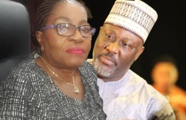 Dino Melaye Allegedly Caught On Tape Bribing Tribunal Judge With US Dollars In 2017 [Audio] 1