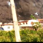 Pipeline Explosion Rocks Gloryland Estate and Diamond Estate Lagos - BREAKING NEWS 25