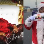 Teni Dresses As 'Father Christmas' To Promote Her Show On Third Mainland Bridge [Video] 27