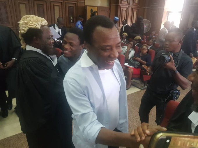 Court Fines DSS N100,000, Orders Immediate Release Of Omoyele Sowore Within 24 Hours 1