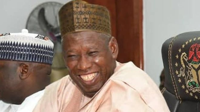 """They Have Come To Stay"" - Ganduje Says As He Signs Bill Creating 4 New Emirates In Kano 1"