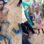 Man Caught Red-Handed Defiling A Little Girl He Lured Inside A Bus In Abia [Photos] 28