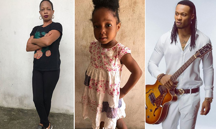 """Flavour Slept With Me By Promising Me Heaven And Earth"" - Singer's Alleged 3rd Babymama 1"