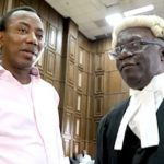 Sowore's Re-Arrest Is Extremely Embarrassing, Never Happened In Nigeria's History - Falana 27