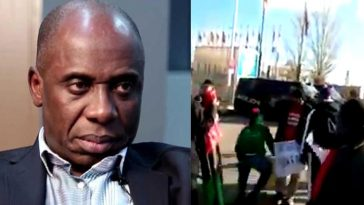 IPOB Confirms Attacking Amaechi In Spain, Says They Followed Nnamdi Kanu's Order [Video] 3