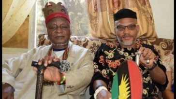 IPOB Leader, Nnamdi Kanu Loses His Father At Age 86, Blames Nigerian Army 8