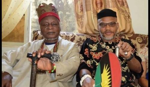 IPOB Leader, Nnamdi Kanu Loses His Father At Age 86, Blames Nigerian Army 1
