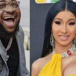 """We Have A Problem"" - Davido Reacts As Cardi B Gives Herself Nigerian Name 'Chioma B' 27"