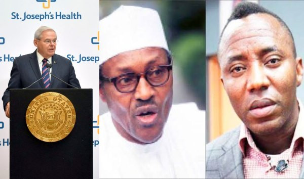 """""""There Will Be Consequence If Any Harm Comes To Sowore"""" - US Warns Nigerian Govt [Video] 1"""