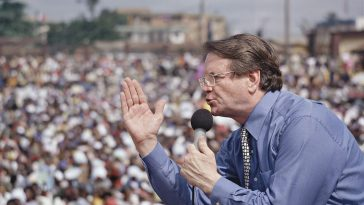 Reinhard Bonnke Dead: Popular Evangelist Dies At 79 1