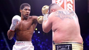 Anthony Joshua defeats Andy Ruiz to reclaim his throne as World Heavyweight Champion 2