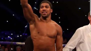 Anthony Joshua's Speech After Defeating Andy Ruiz To Reclaim World Heavyweight Champion 1