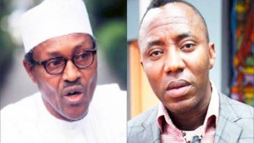 Presidency Justifies Sowore's Rearrest Because 'He's A Person Of Interest To DSS' 7