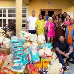 Cardi B Donates Massively As She Visits Orphanage Home In Lagos [Photos] 26