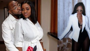 """""""Well Done, You're Enjoying A Lot Of Attention"""" - Tiwa Salvage Tells Davido And Chioma [Video] 11"""